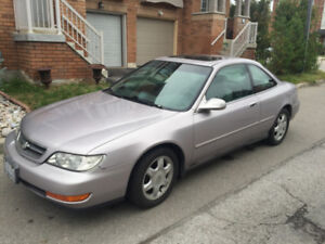 1997 Acura CL 2.2 Coupe (2 door) * * * SAFETY CERTIFIED * * *