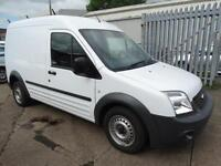 2010 '60' FORD TRANSIT CONNECT T230 LWB HIGH TOP