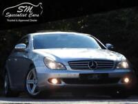 2005 55 MERCEDES-BENZ CLS CLASS 3.5 CLS350 4D AUTO 272 BHP