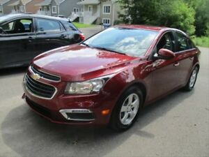2015 Chevrolet Cruze 2LT LEATHER SEATS! CRUISE CONTROL! AUTOM...