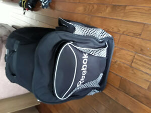 Hockey bag and accessories
