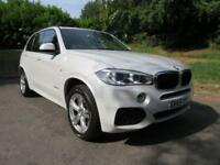 2015 65 BMW X5 3.0 XDRIVE30D M SPORT 5D AUTO 255 BHP DIESEL