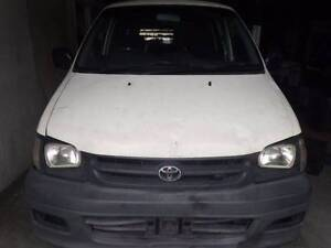 Toyota Townace 2000 For WRECKING, PARTS Edge Hill Cairns City Preview