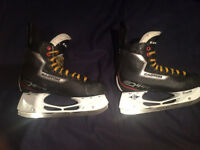 Easton Synergy EQ444 sr skates - size 8D