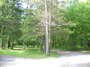 Workshop /storage in acreage near Cumberland - 4 min to Orleans
