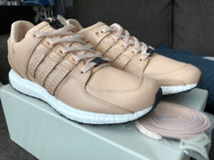 Avenue x Adidas EQT Support 93/16 AV TAN sz 9.5 nmd ultra boost