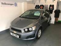2014 14 Chevrolet Aveo 1.3VCDI ( 95ps ) LT ECO GENUINE 56K FSH EXCELLENT CAR