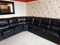 Non smoke home - Corner sofa with electric reclainers