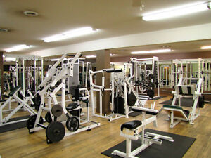 Salmon Arm - Fully Set Up Gym Business for Sale