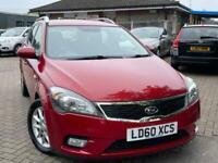 2010 Kia Ceed 1.6 2 Sports Wagon 5dr Estate Petrol Automatic
