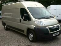 14 Reg CITROEN RELAY 35 L3H2 ENTERPRISE LWB AIRCON SUIT MTORHOME CONVERTION