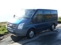 Ford Transit Trend Camper/Day/Surf Van 2009 Only 61285 Miles!