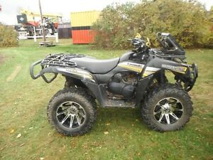 NEW PRICE---2013 Brute Force 650