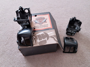 Harley Davidson Black Switch Housing