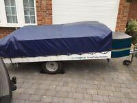 Sunncamp Se trailer tent ***SOLD***