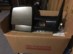 TOYOTA TUNDRA TOWING MIRROR
