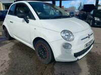 2012 Fiat 500 1.2 Pop (s/s) 3dr Hatchback Petrol Manual