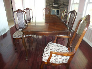 Cherry Buy or Sell Dining Table Sets in Edmonton Kijiji