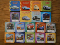 French (français) children cardboard books Les bagnales (cars) Ottawa Ottawa / Gatineau Area Preview