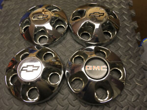 4 Chevrolet Gmc Silverado Sierra Astro & Safari Center Caps $45