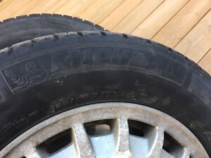 195/65/15 tires and rims for sale Kitchener / Waterloo Kitchener Area image 4