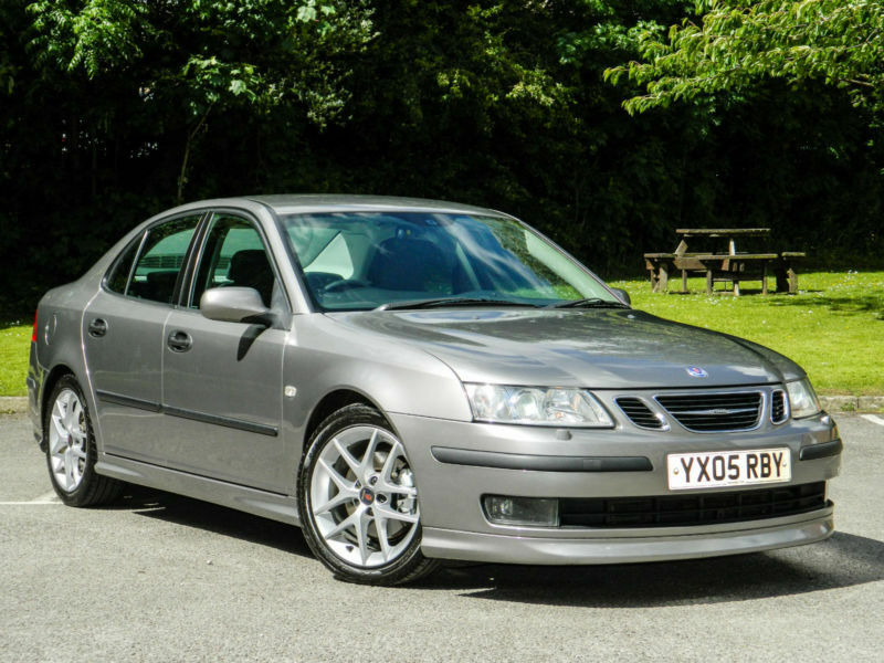 2005 saab 9 3 2 0t aero 210 manual with full saab history. Black Bedroom Furniture Sets. Home Design Ideas
