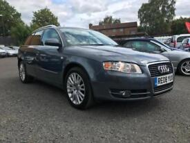 2008 AUDI A4 ESTATE 2.0TDI, FULL SERVICE HISTORY, 2 OWNERS FROM NEW, 2 KEYS