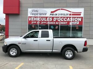 "Ram 1500 4WD Quad Cab 140.5"" Tradesman+DIESEL+BLUETOOTH+WOW 2014"
