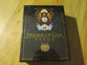 Sealed DREAMS OF GAIA TAROT Card Deck New Era Ravynne Phelan