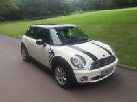 2008 MINI COOPER 1.6 PETROL 3 DOOR FOR SALE!! 70000 MILES!! FINANCE AVAILABLE