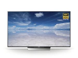 Sony XBR55X850D 55-Inch 4K HDR Ultra HD TV