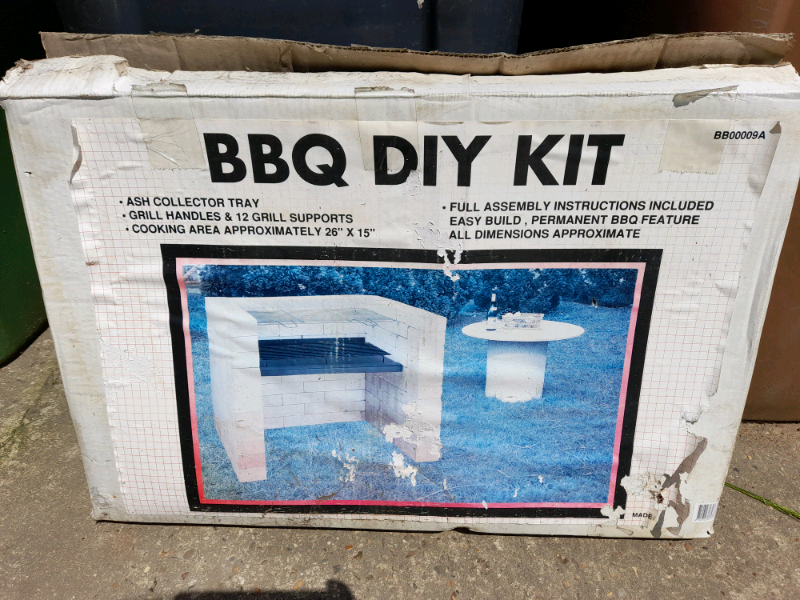 FREE BBQ DIY kit