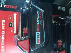 Milwakee battery