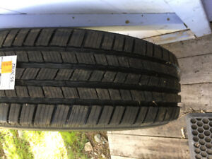 New Michelin tires size LT265/60R20