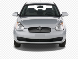 WANTED HYUNDAI ACCENT FOR PARTS