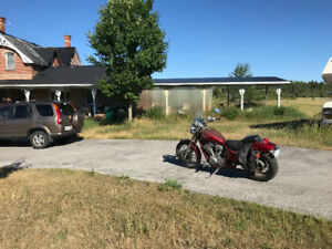 1992 Honda Shadow VT600