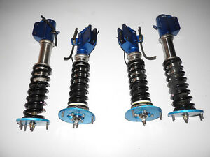 JDM Subaru WRX STI 2006 2007 5X114.3 CUSCO COILOVERS SUSPENSIONS