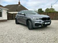 2018 BMW X6 3.0 X-DRIVE 40D M SPORT 4d 309 BHP with full specification Head Up D
