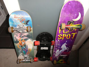 SkateBoards - Very Good Condition!