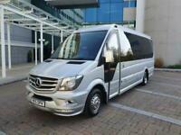 Mercedes-Benz SPRINTER 516 CDI 16 Seat EVM X-Clusive