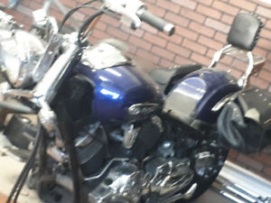 yamaha star 1100 classic 2010 parts pieces