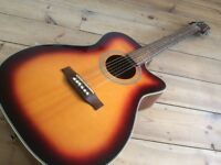 Crafter cruiser electro acoustic