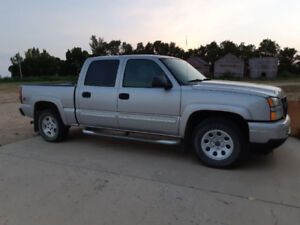 2007 Silverado for Sale