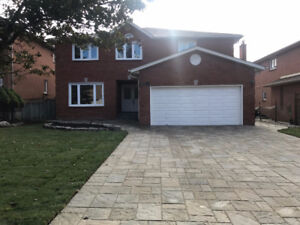 Richmond Hill Bayview/16th 3700 Sqf Detached, 2 Garage for Rent