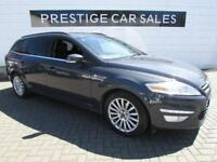 2014 Ford Mondeo 2.0 TDCi ECO Zetec Business 5dr Diesel grey Manual