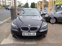GOOD AND BAD CREDIT CAR FINANCE 2010 10 BMW 520d M SPORT BUSINESS EDITION AUTO