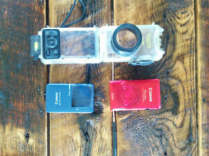 Canon power shot 12.1 waterproof