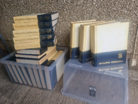 Encyclopedia's - Full Set