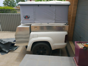 Small light weight off road camper awsome 20 second setup time Quakers Hill Blacktown Area Preview
