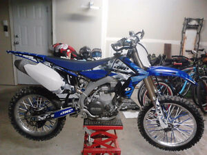 2010 yzf 450 for sale